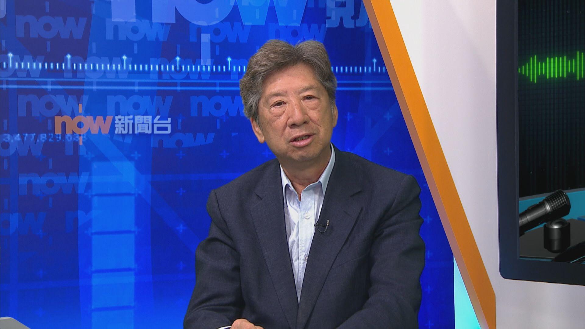 湯家驊︰李慧琼仍有主席權力 可繼續主持內會