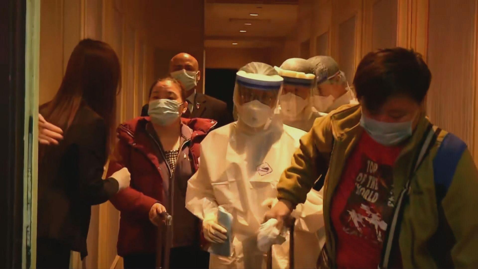 澳門首宗新型冠狀病毒個案患者同行三名朋友無染病