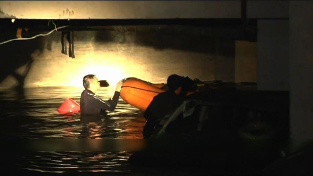 澳門風暴期間增至最少八死