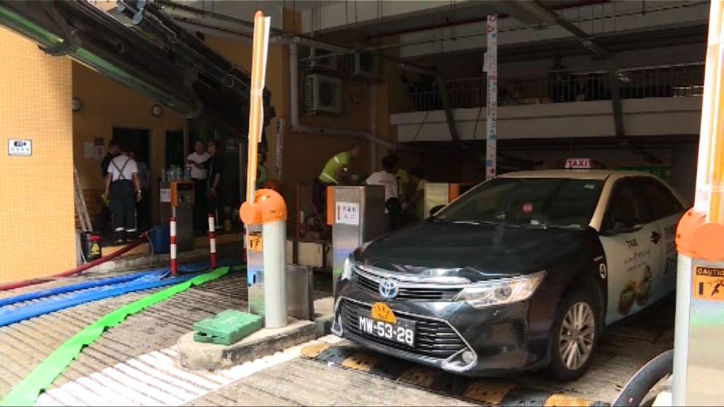 澳門受颱風重創 疑仍有人被困地下停車場