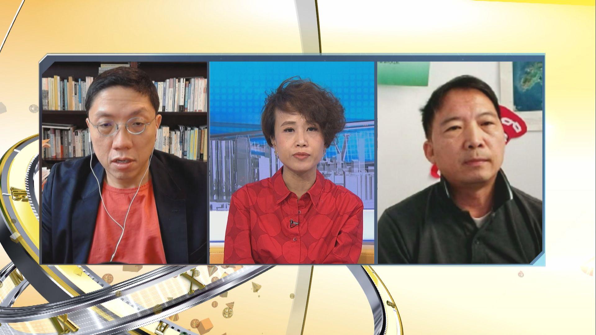 【時事全方位】撤換問責官員能否有效改善施政?(一)