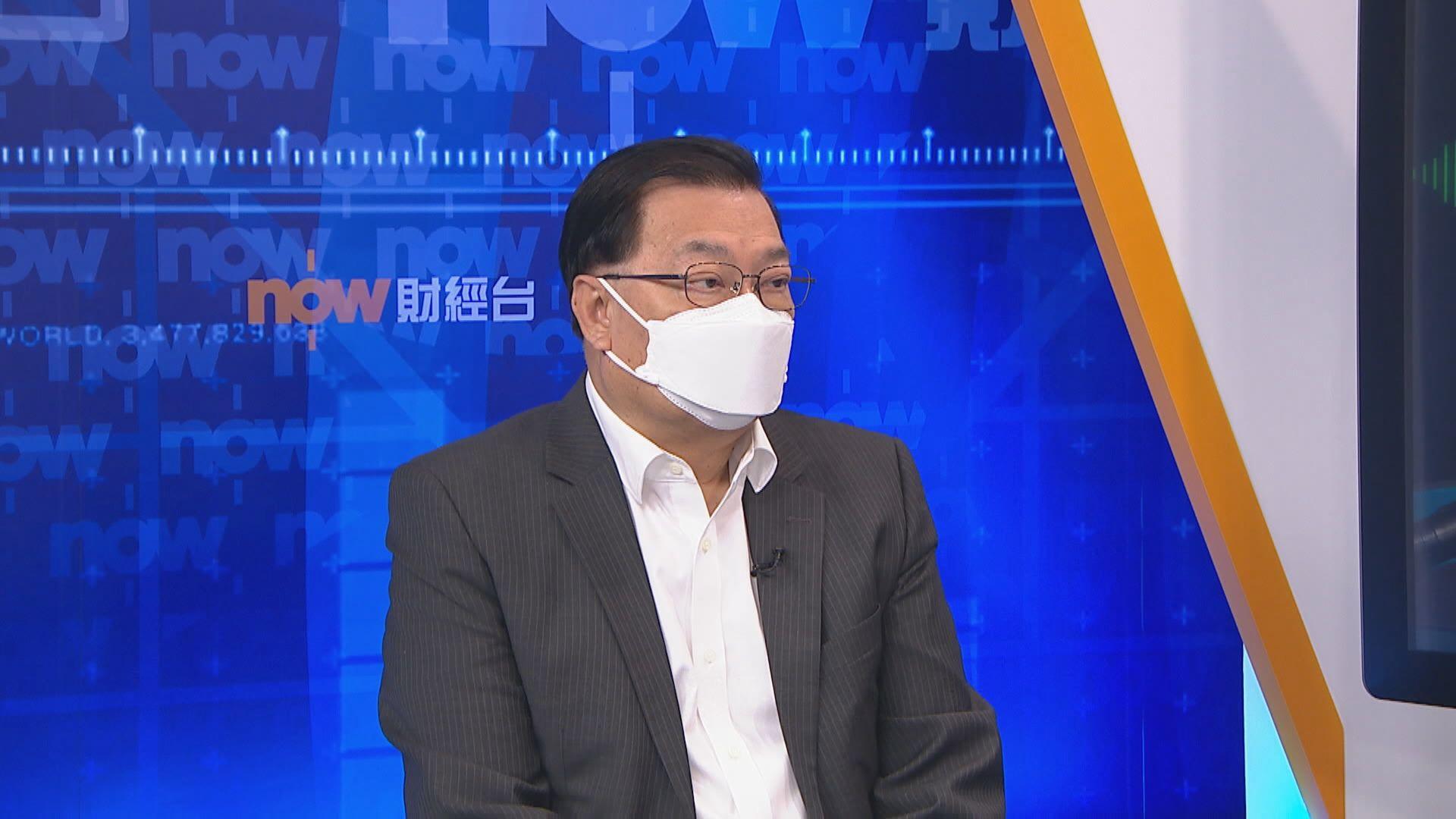 譚耀宗料下月底常委會例會將處理港區國安法