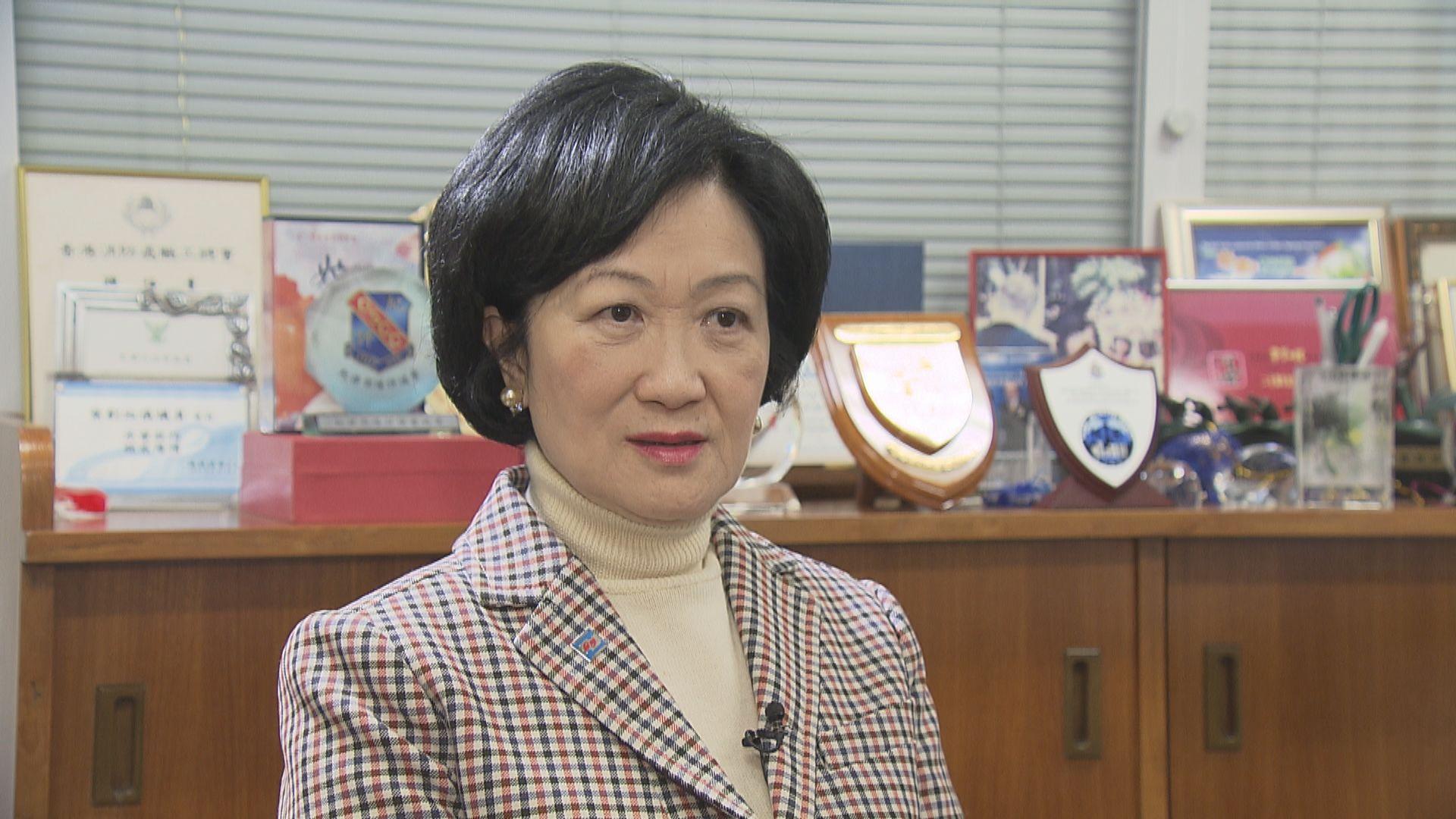 葉劉淑儀:港區國安法會按照普通法原則制定