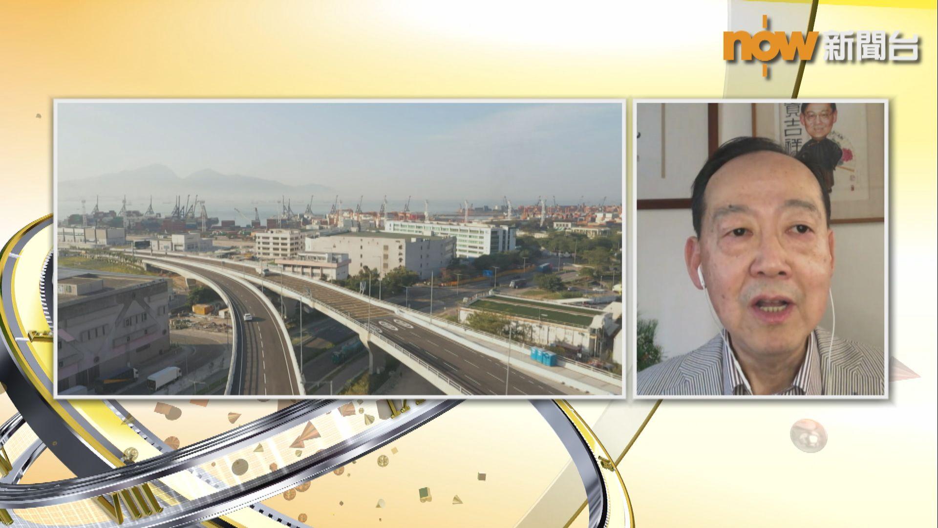 【時事全方位】屯赤隧道通車能否紓緩區內交通?(一)