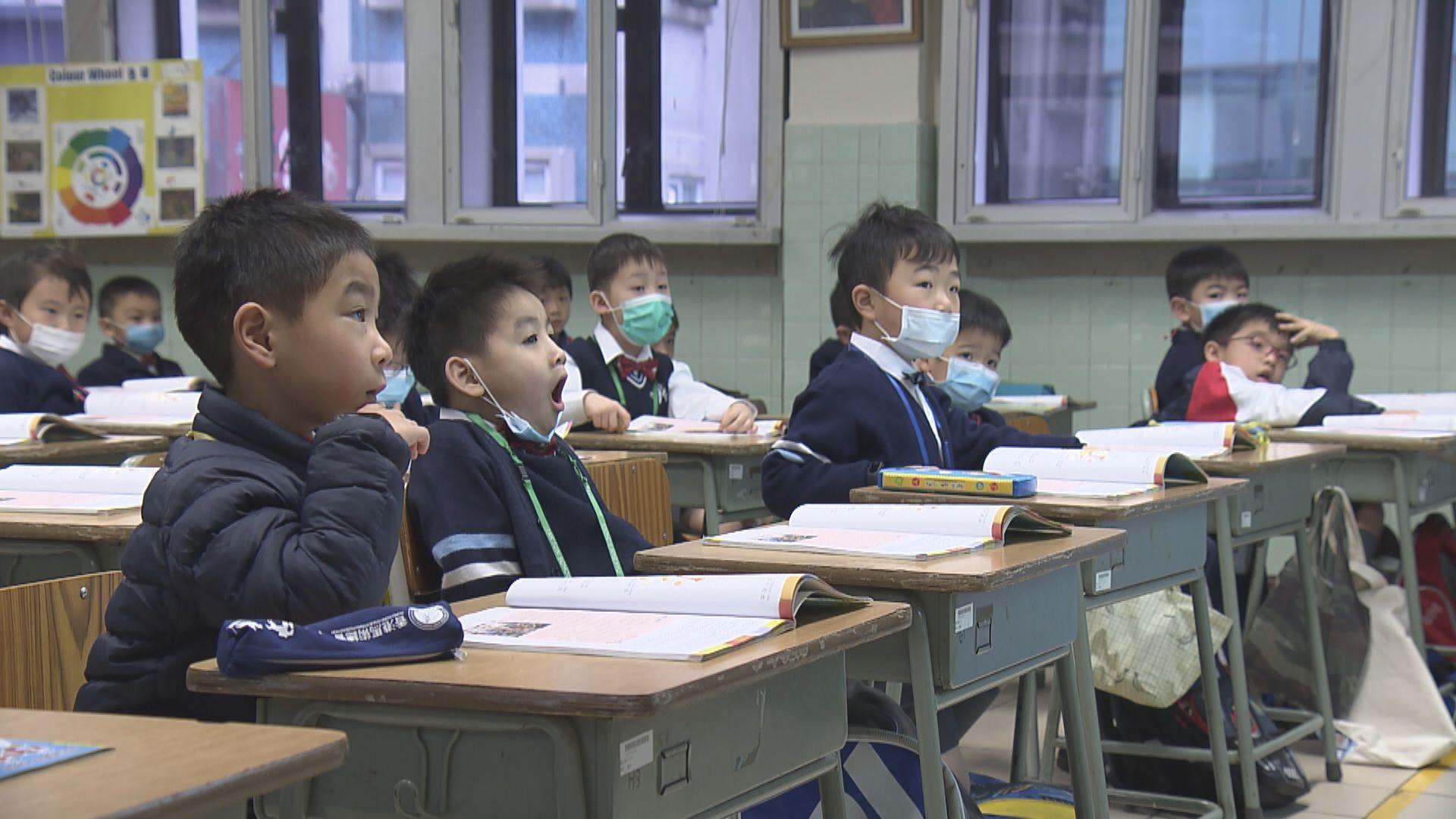有中小學校長認為政府應考慮調整未來數年考核標準