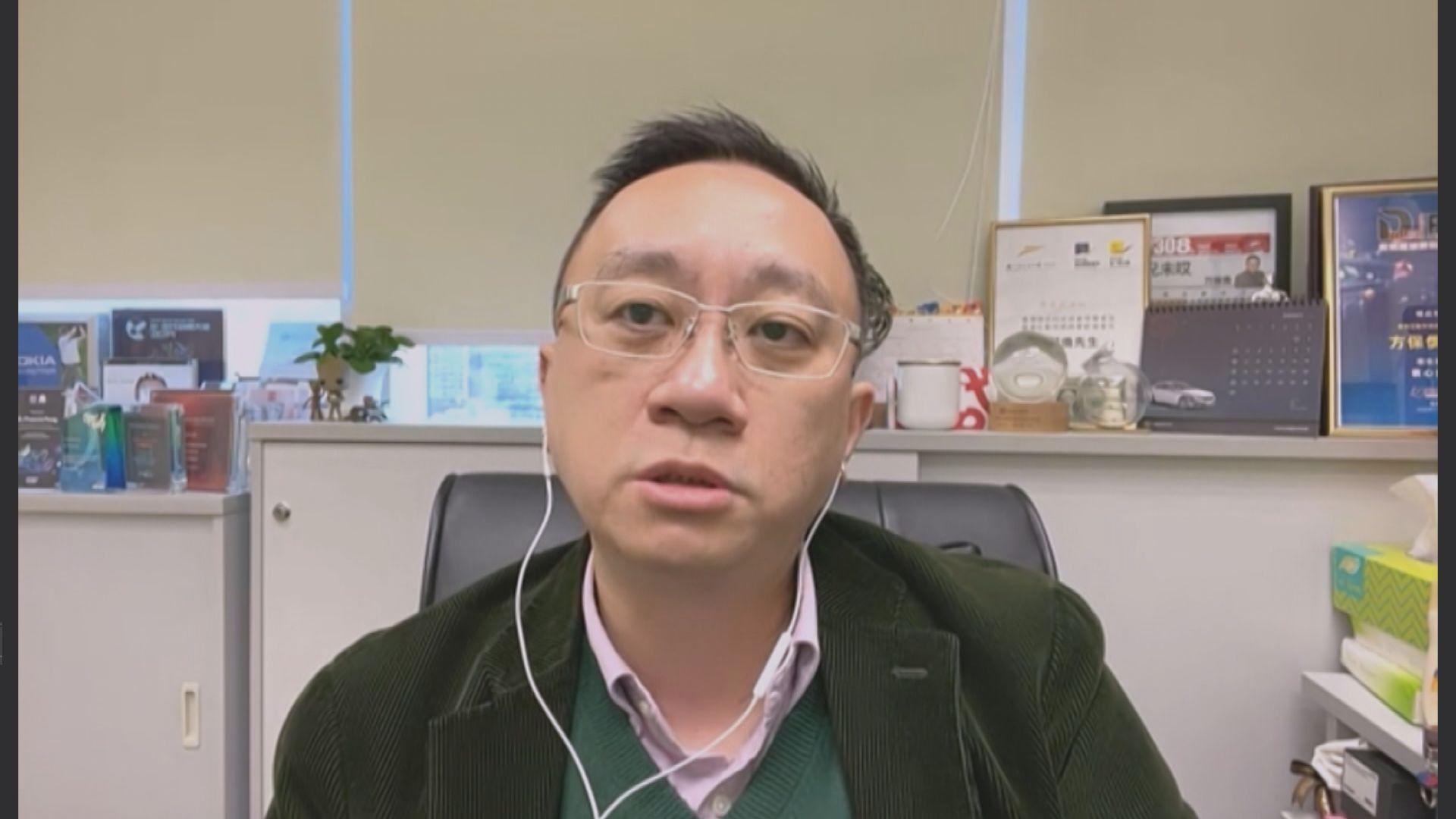 方保僑:電話卡實名登記 小型虛擬網絡供應商難核實資料真偽