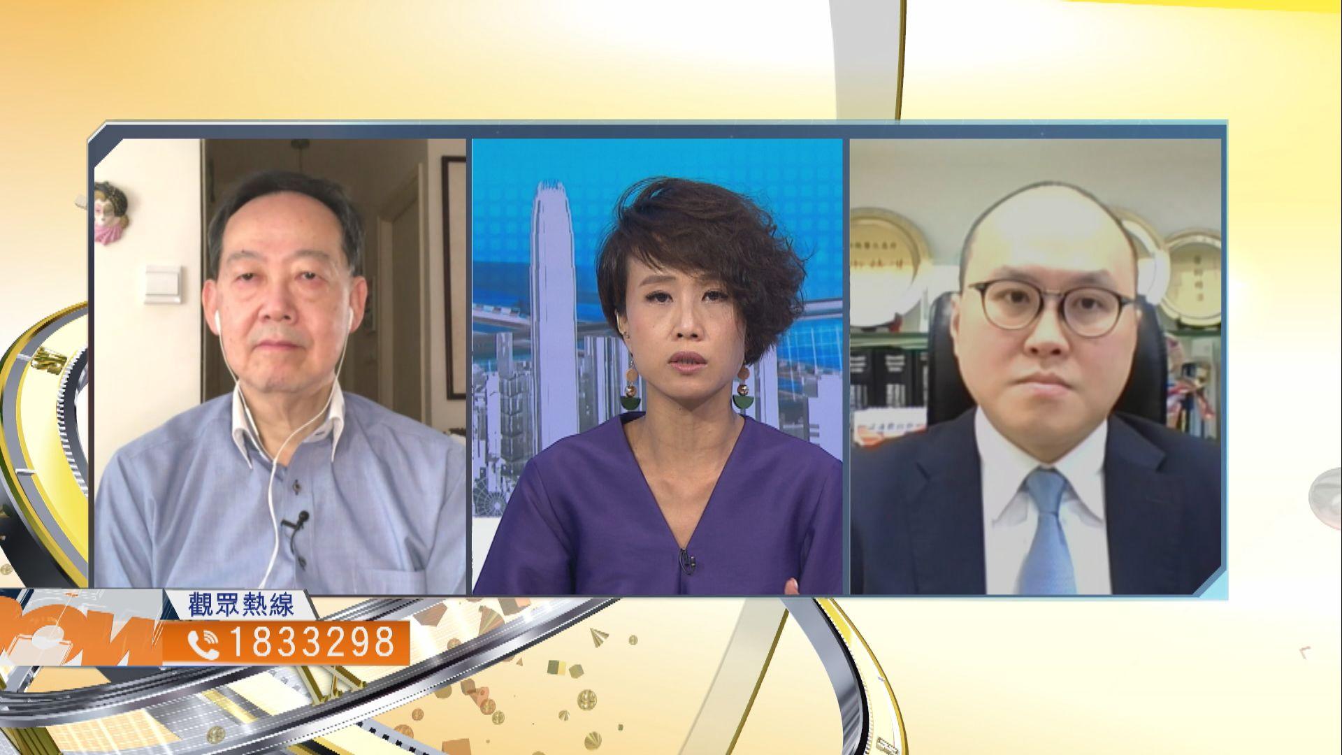 【時事全方位】本港是否需要推行病毒全民檢測?(一)