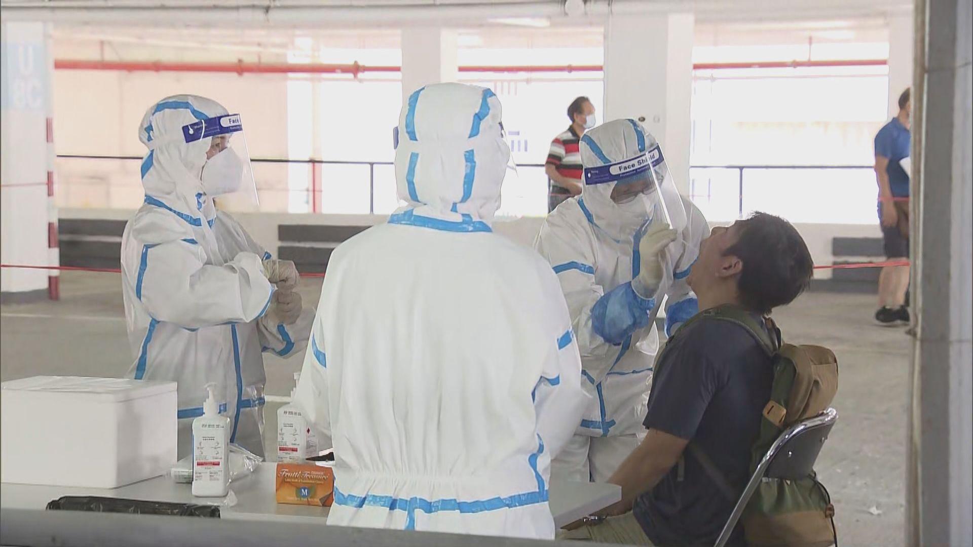 政府將公布全民檢測細節 西醫工會:採樣人手未必足夠