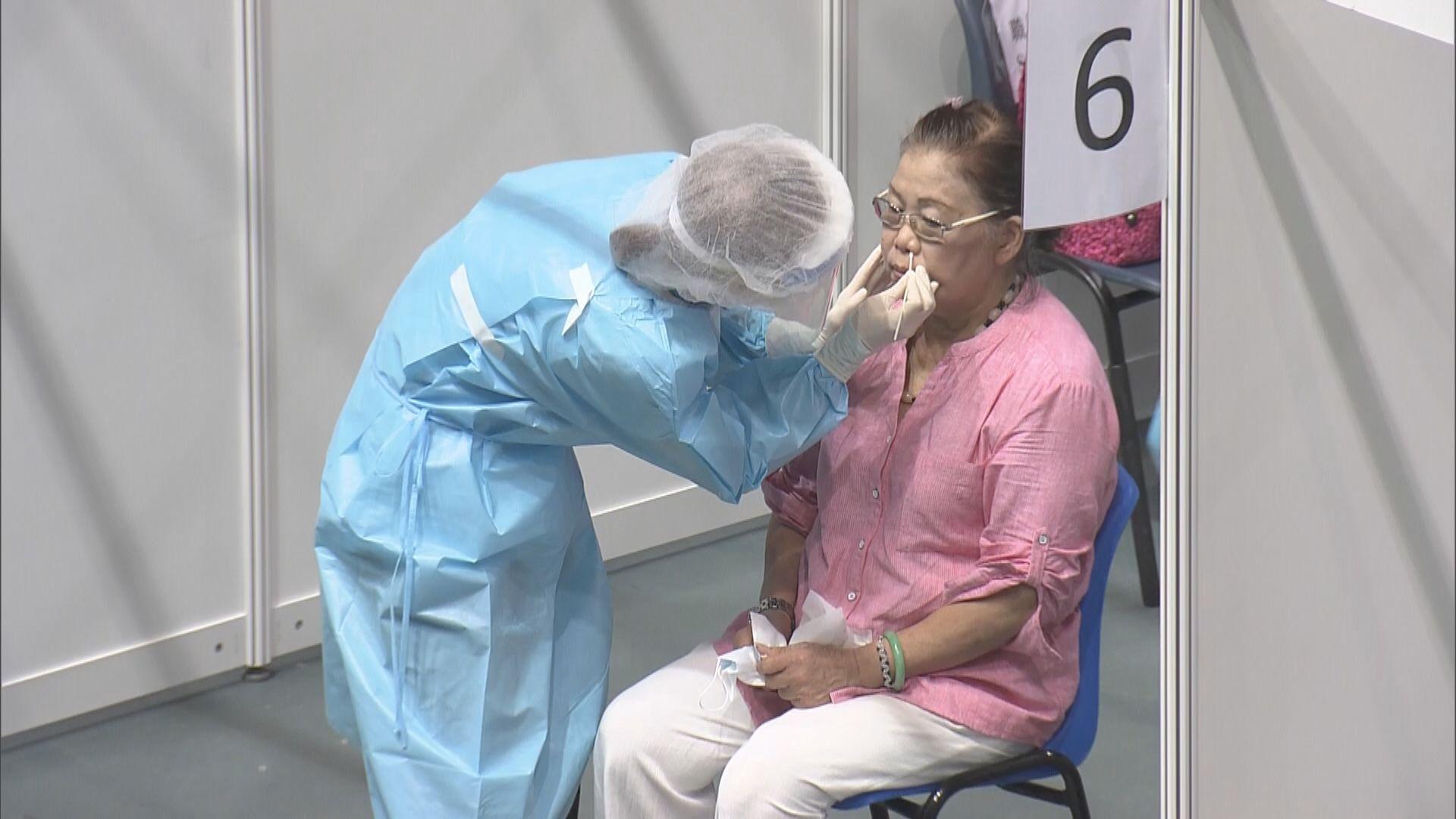 全民檢測較多中年人參與 醫生憂能否全面顯示疫情情況