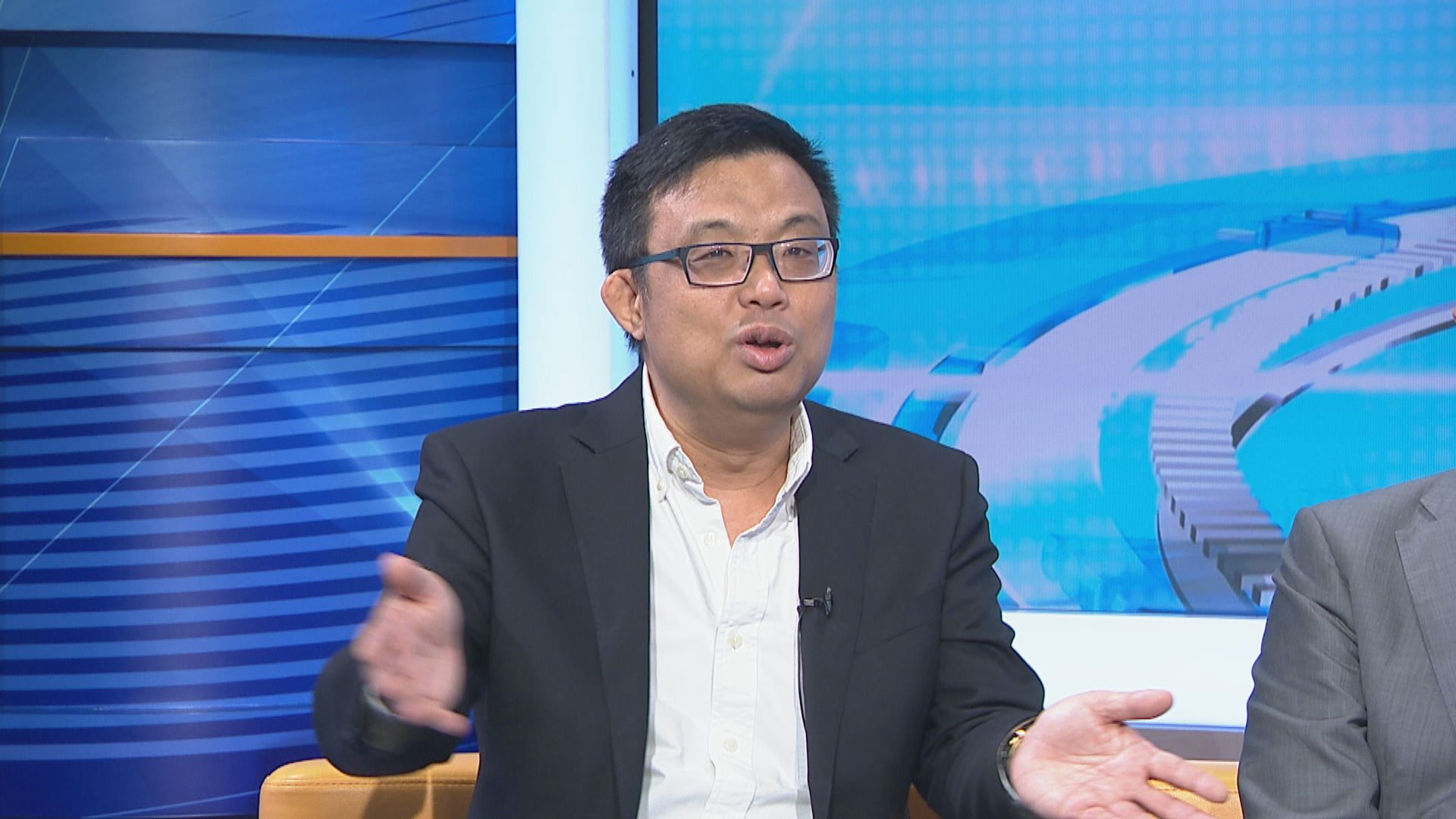 涂謹申:民主派非「唱衰」香港