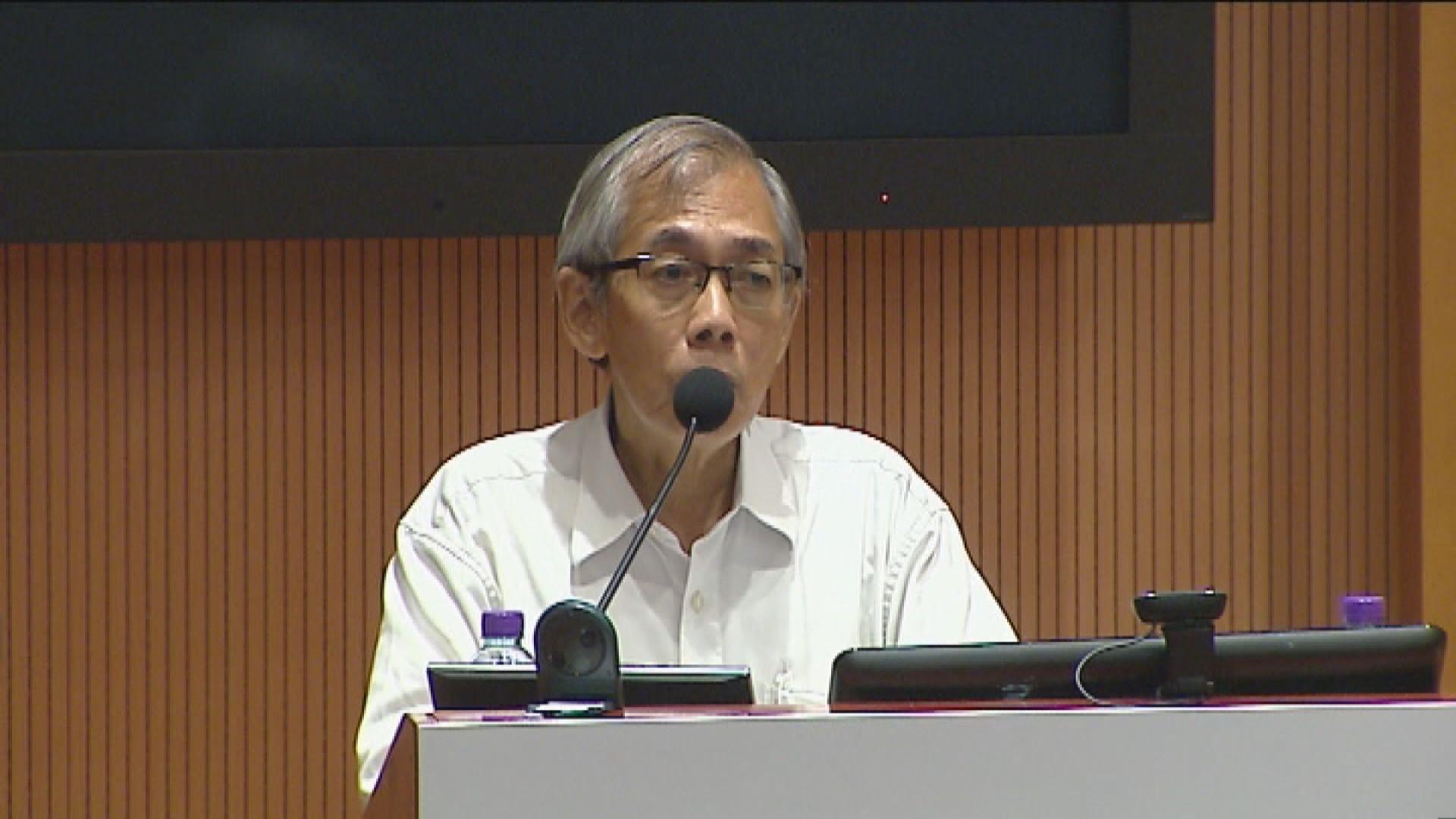 王永平:公務員因政治立場罷工或違中立原則