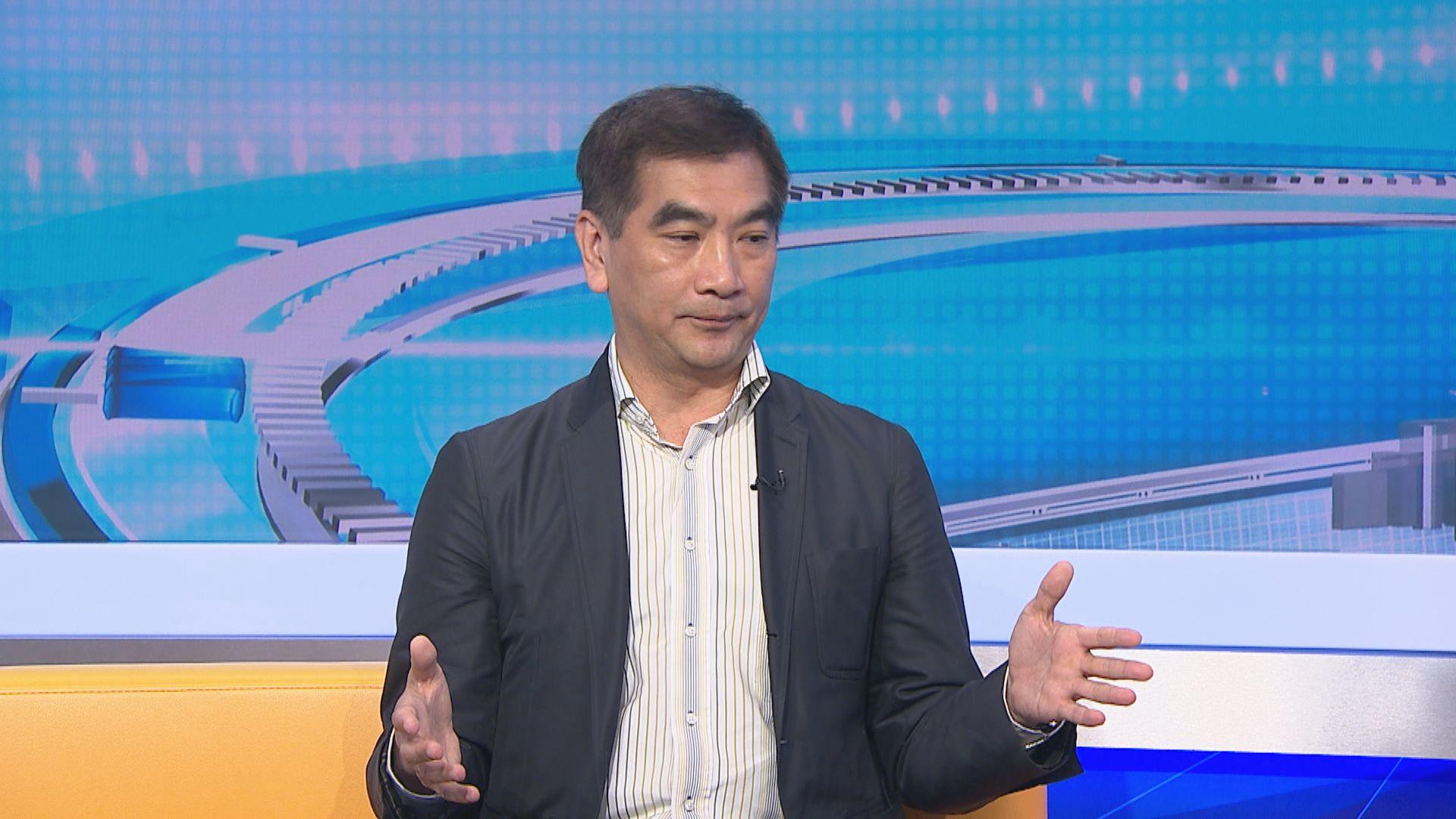鍾國斌:政府處理手法以至道歉有改善空間