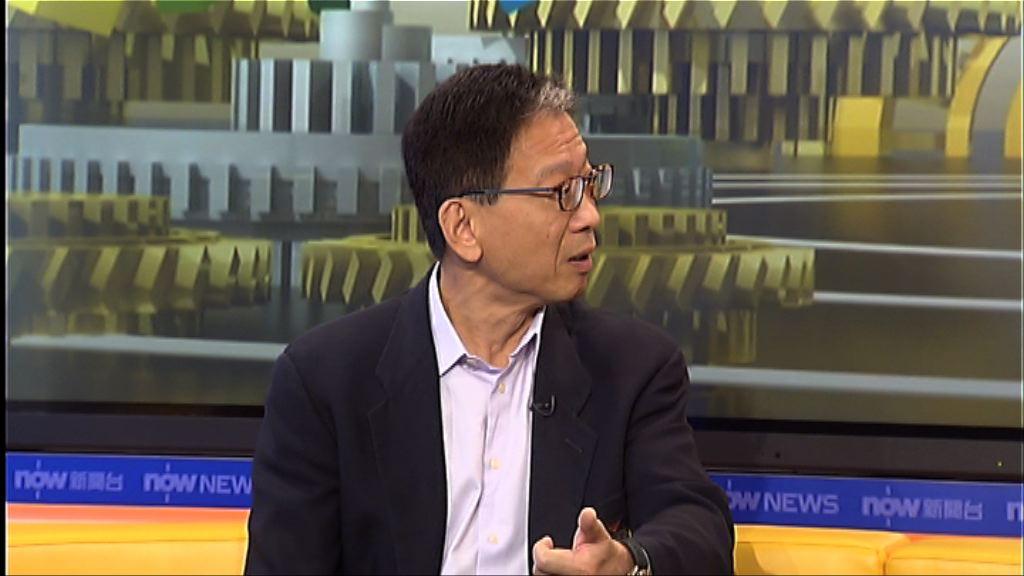 胡漢清:宣誓事件涉國家安全 人大有權釋法