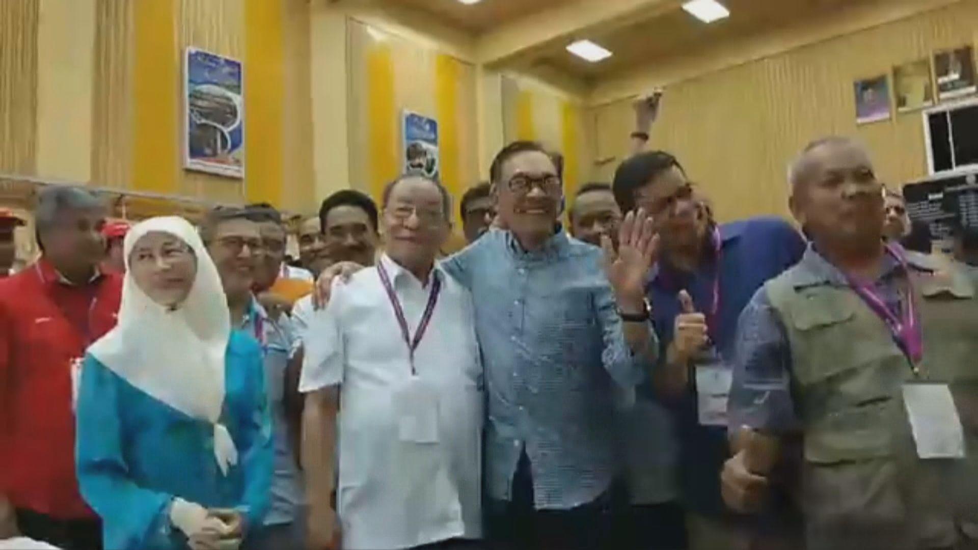 安華勝出國會補選 投票率成接棒總理關鍵