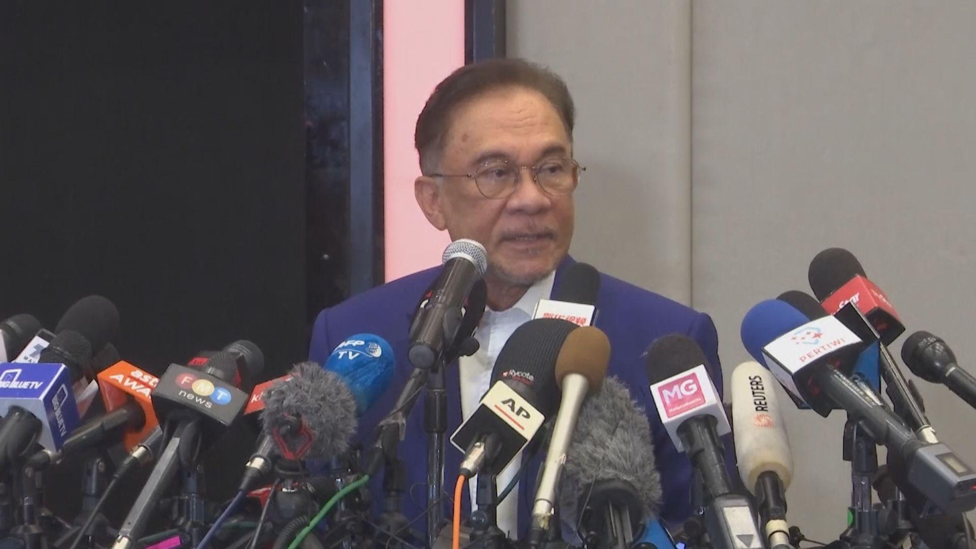 大馬反對派領袖安華周五就支持名單疑外洩事件接受問話