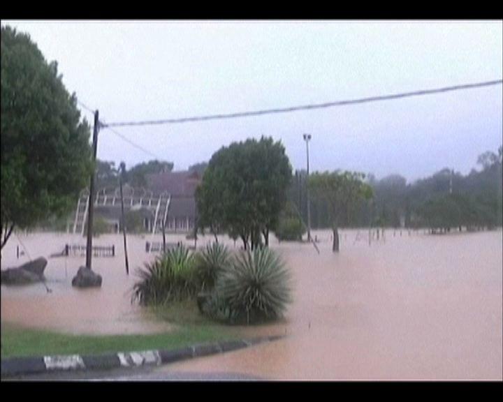 馬來西亞及印尼多處暴雨成災