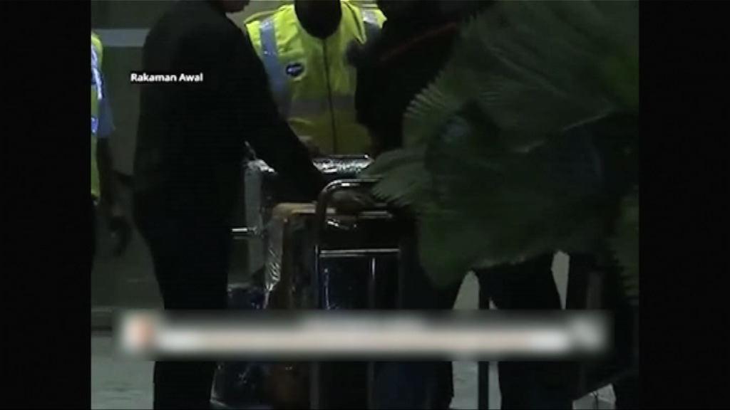 納吉布涉貪 轟大馬警方搜查不負責任