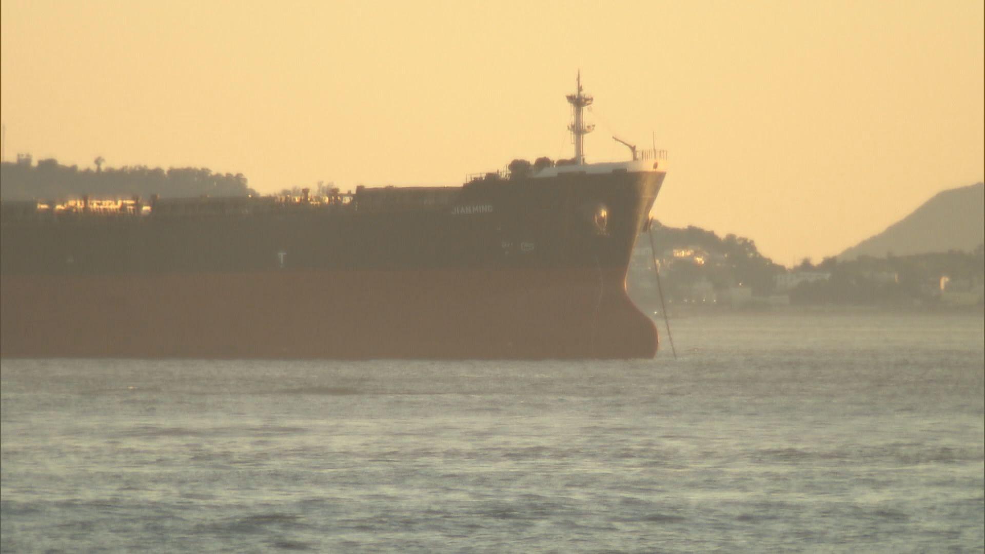 許樹昌:船員和機組人員屬高風險 應減少進入社區