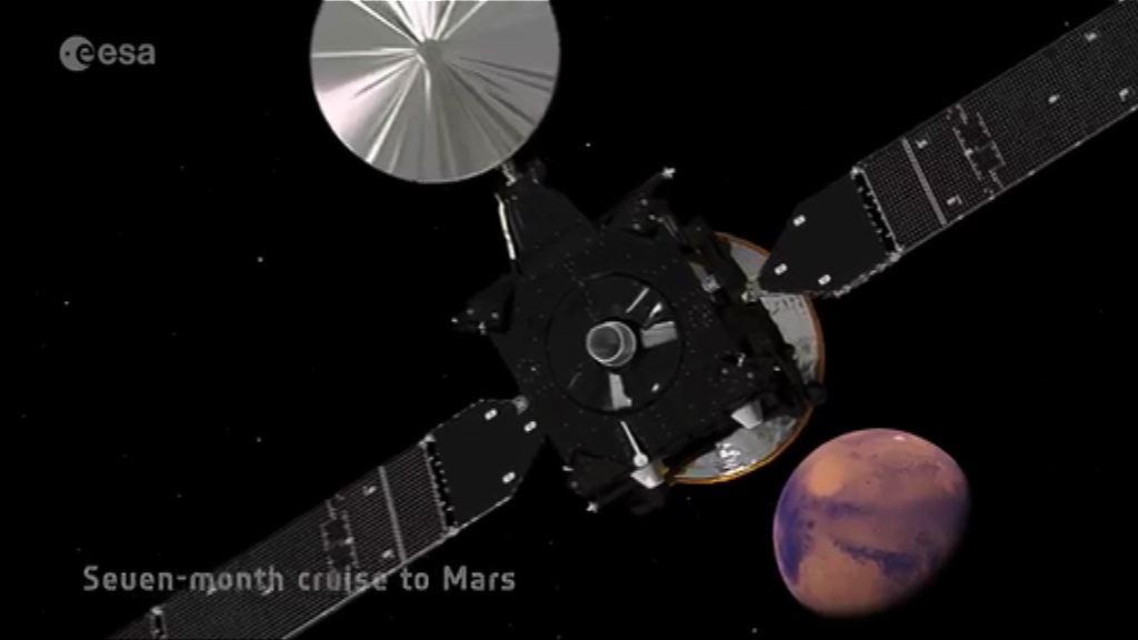 歐洲與俄羅斯火星探索計劃今展開