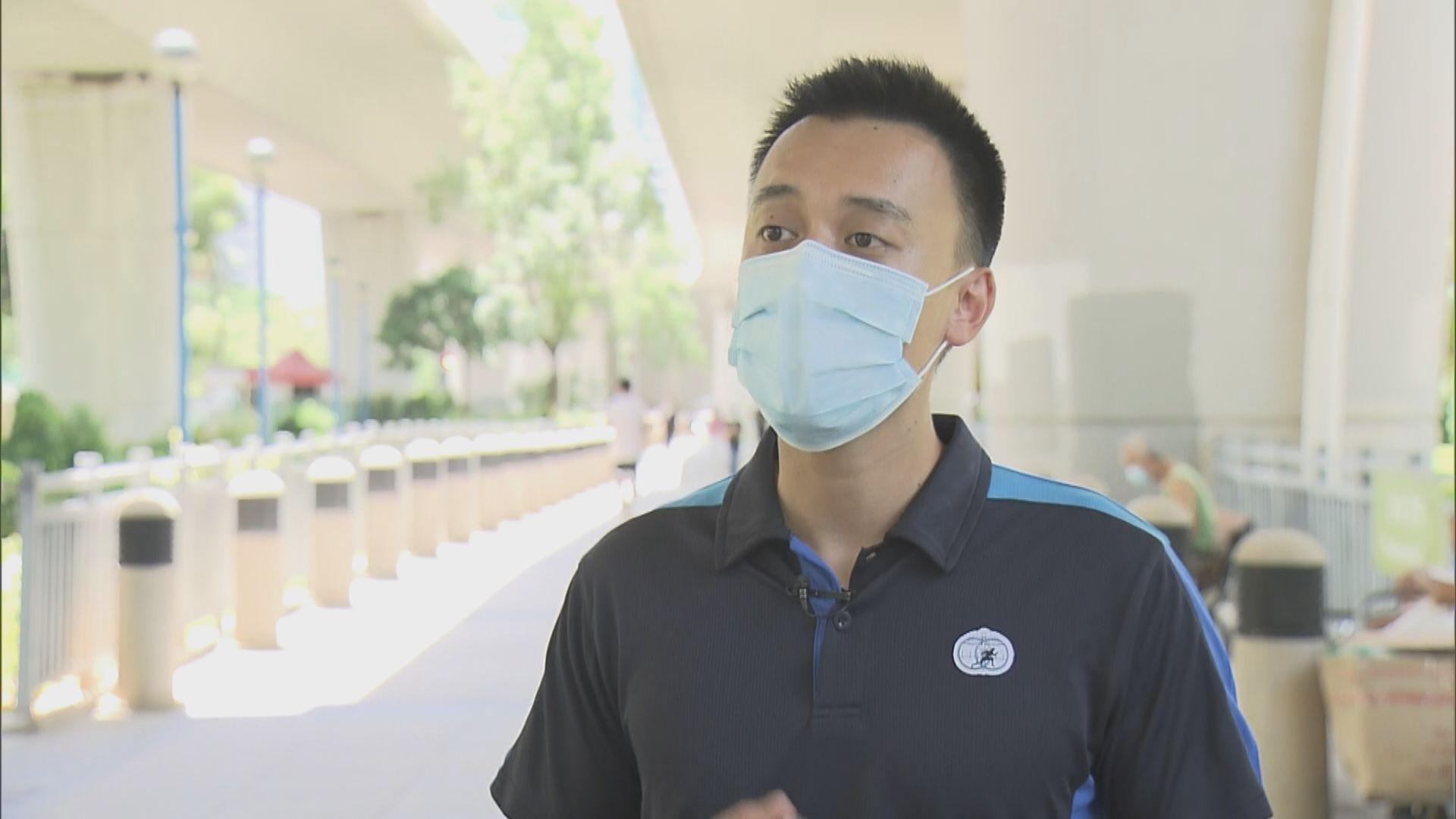 專家指戴口罩運動猶如高原訓練 應減訓練量免誘心血管病