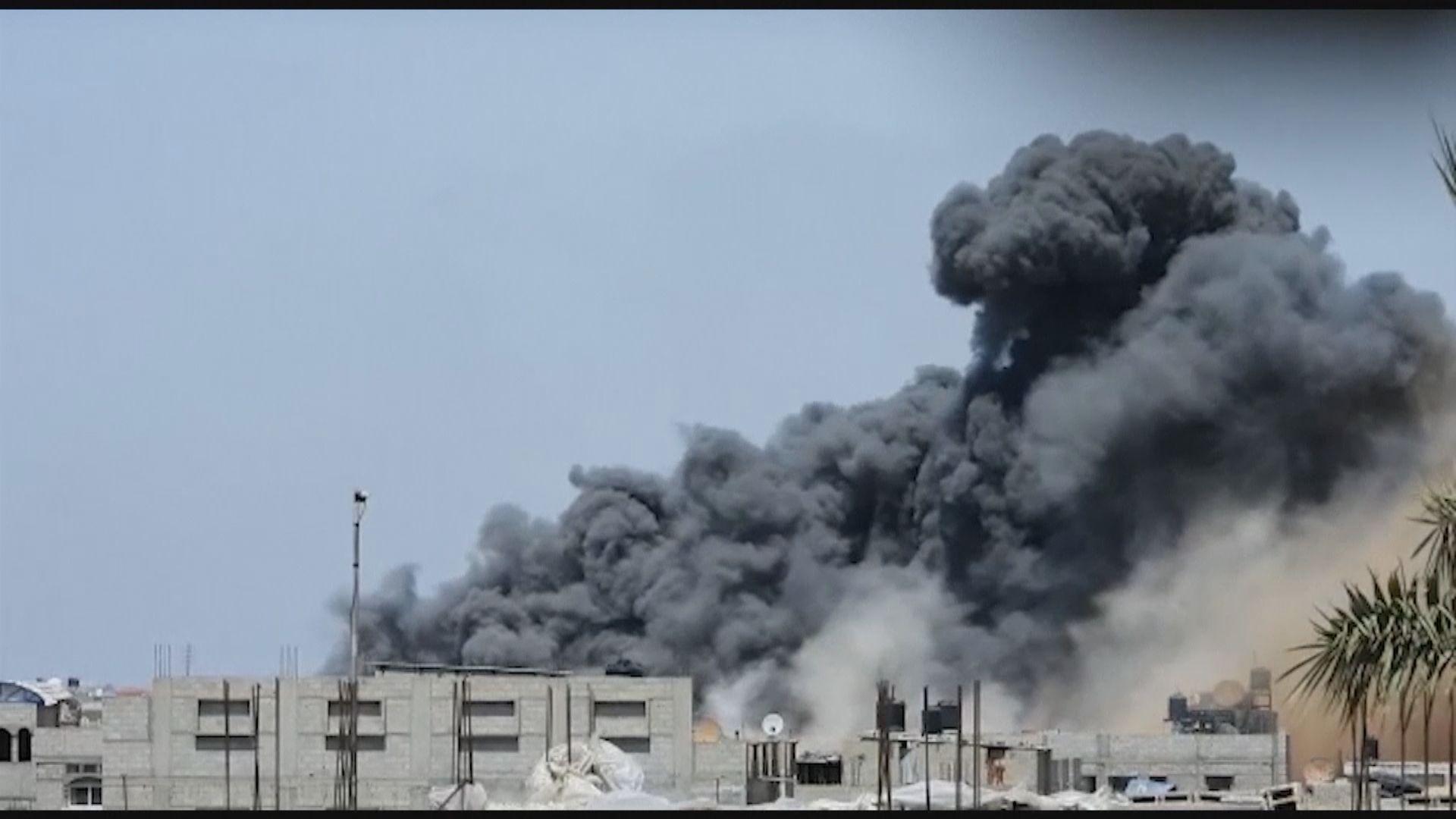 以巴停火協議生效 加沙傳來歡呼聲