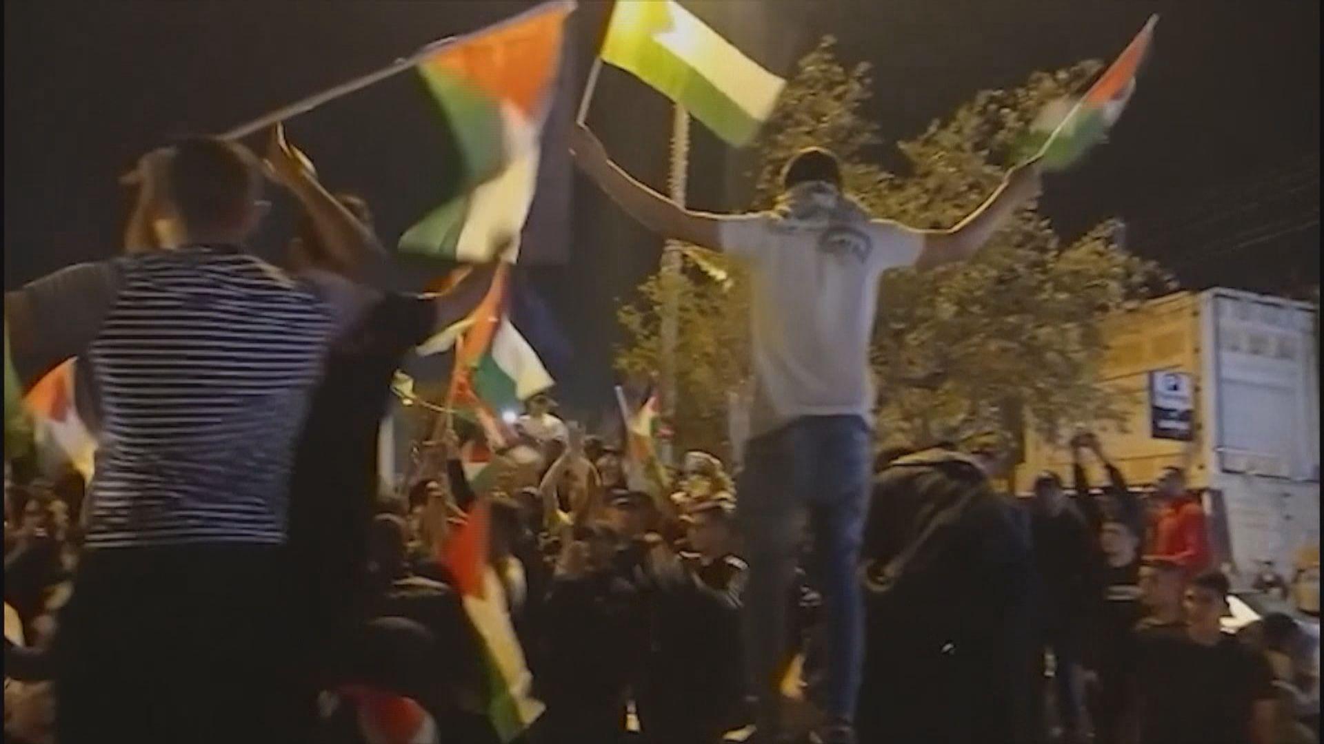 以巴停火結束11天流血衝突 英美等表示歡迎