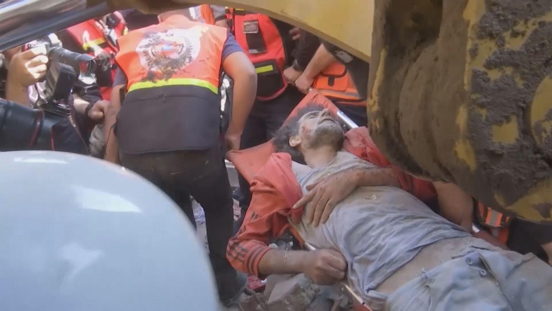 埃及提早開放北部邊境接載加沙傷者入境