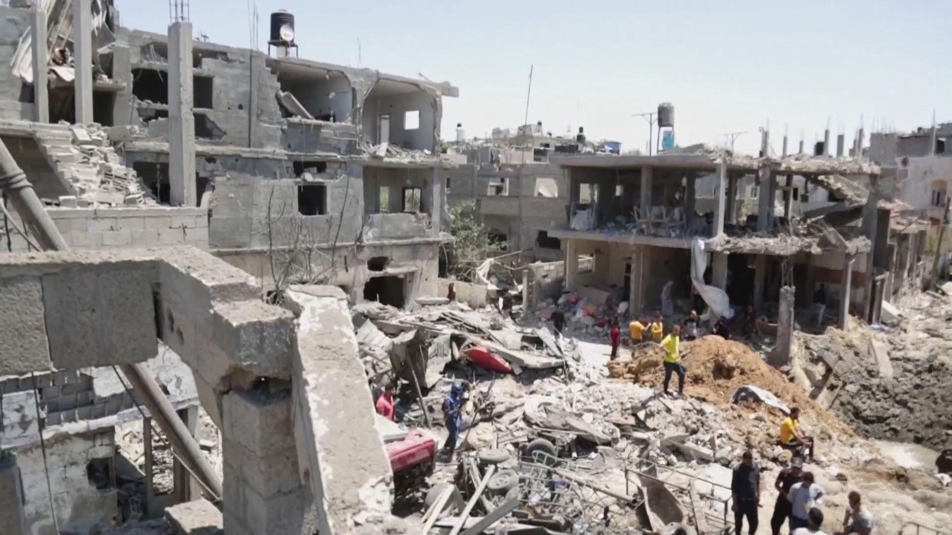 以巴衝突逾二百人死亡 以總理:會全力攻擊哈馬斯
