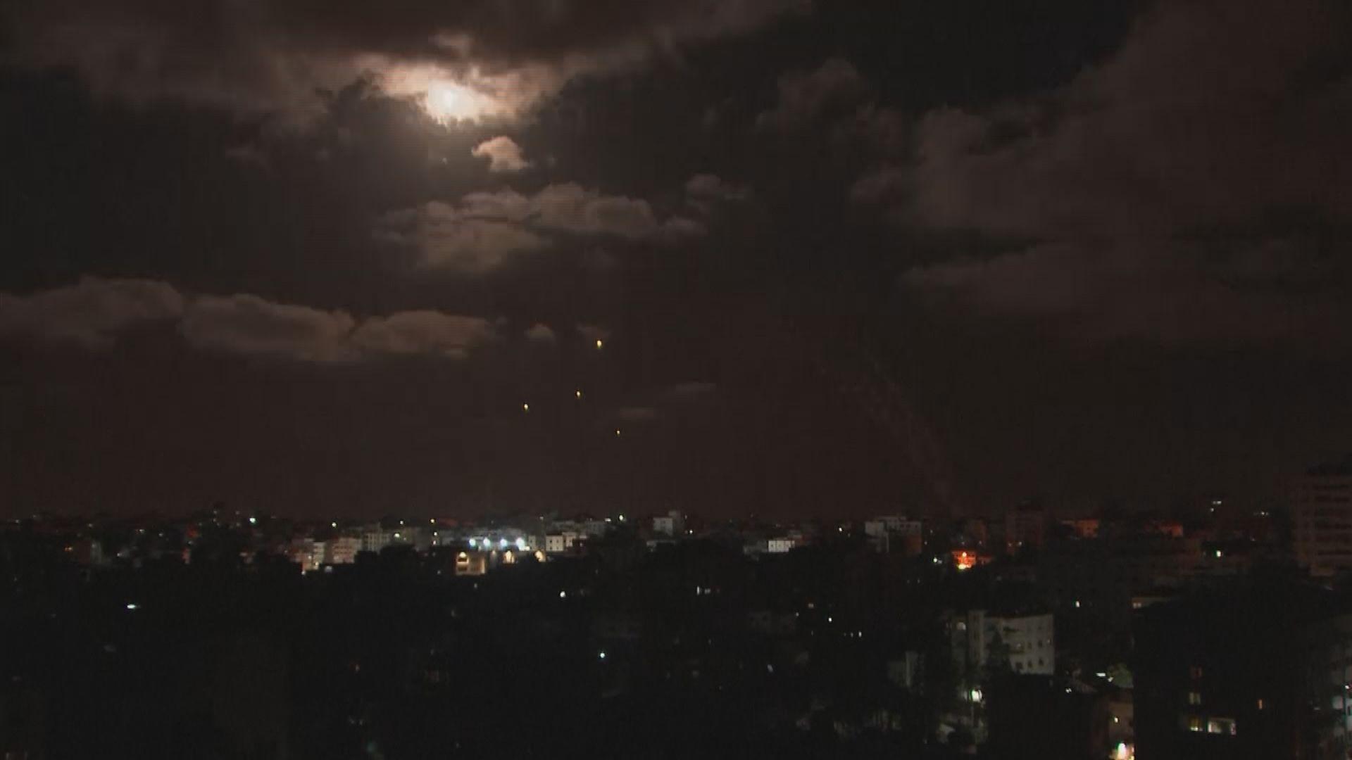 以色列續空襲加沙摧毀哈馬斯多個據點 表明會繼續行動
