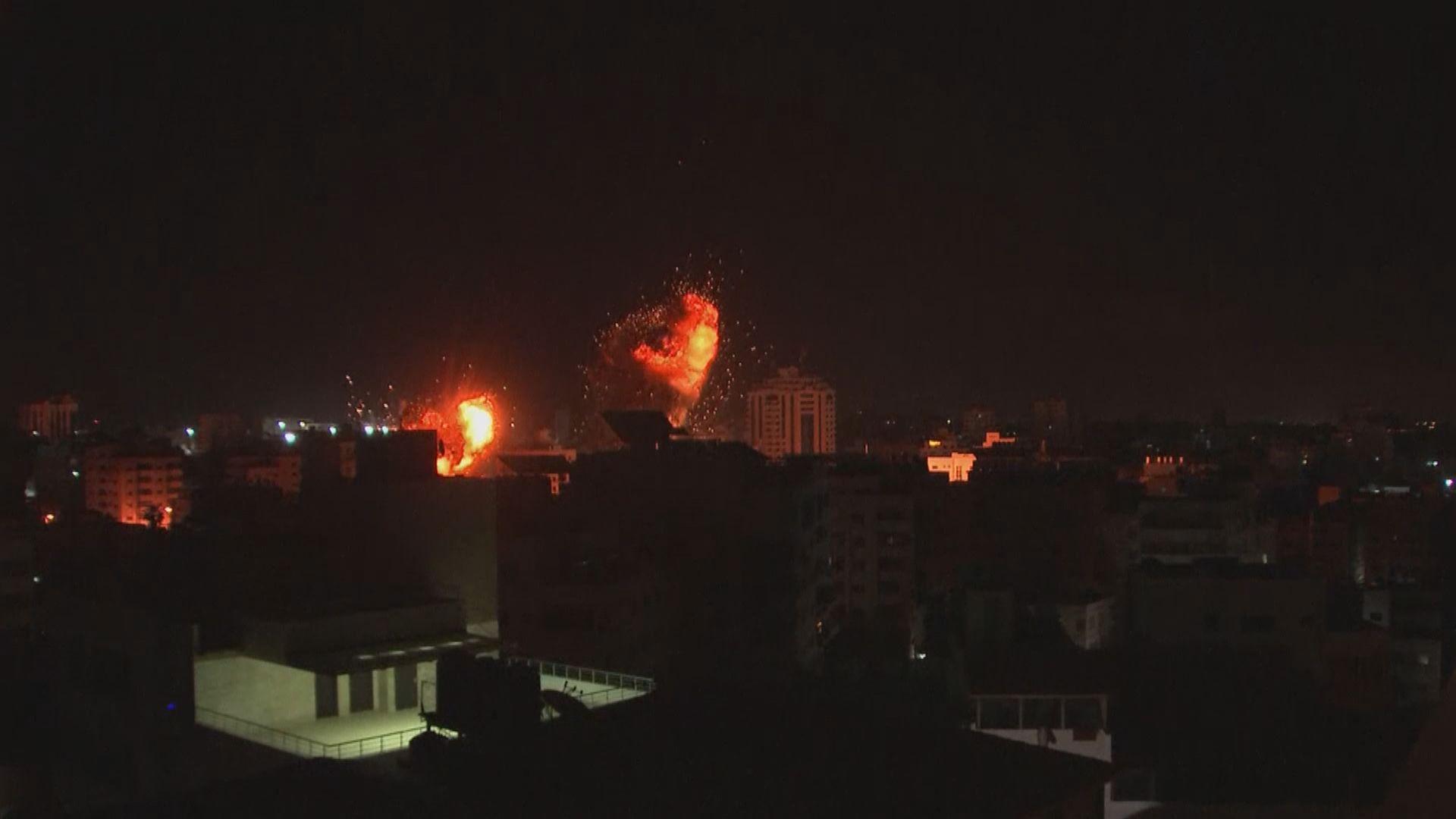 以巴衝突持續 美國首次表示支持雙方停火