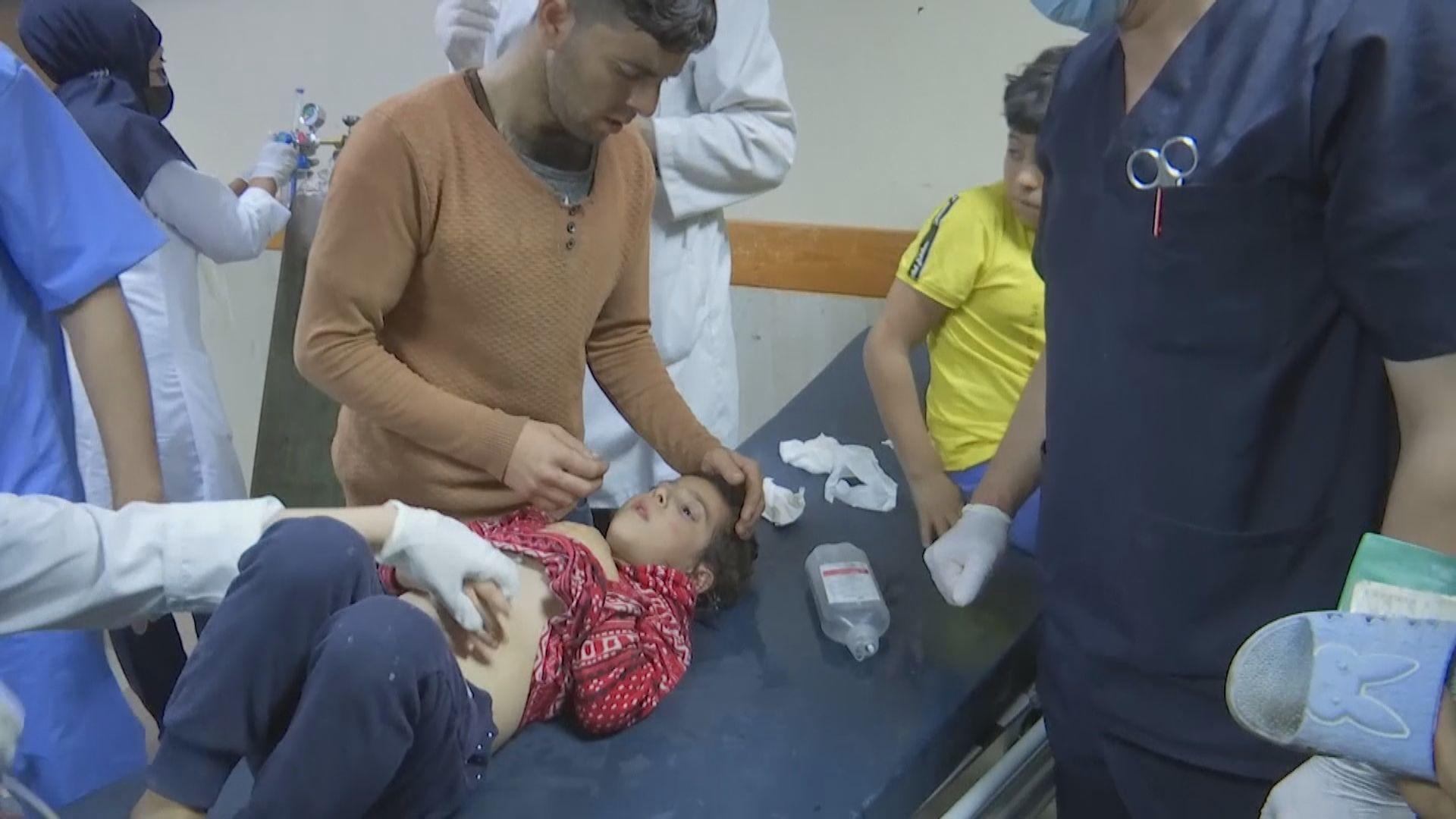 以巴衝突未有停火跡象 聯合國形容當地人道危機正惡化
