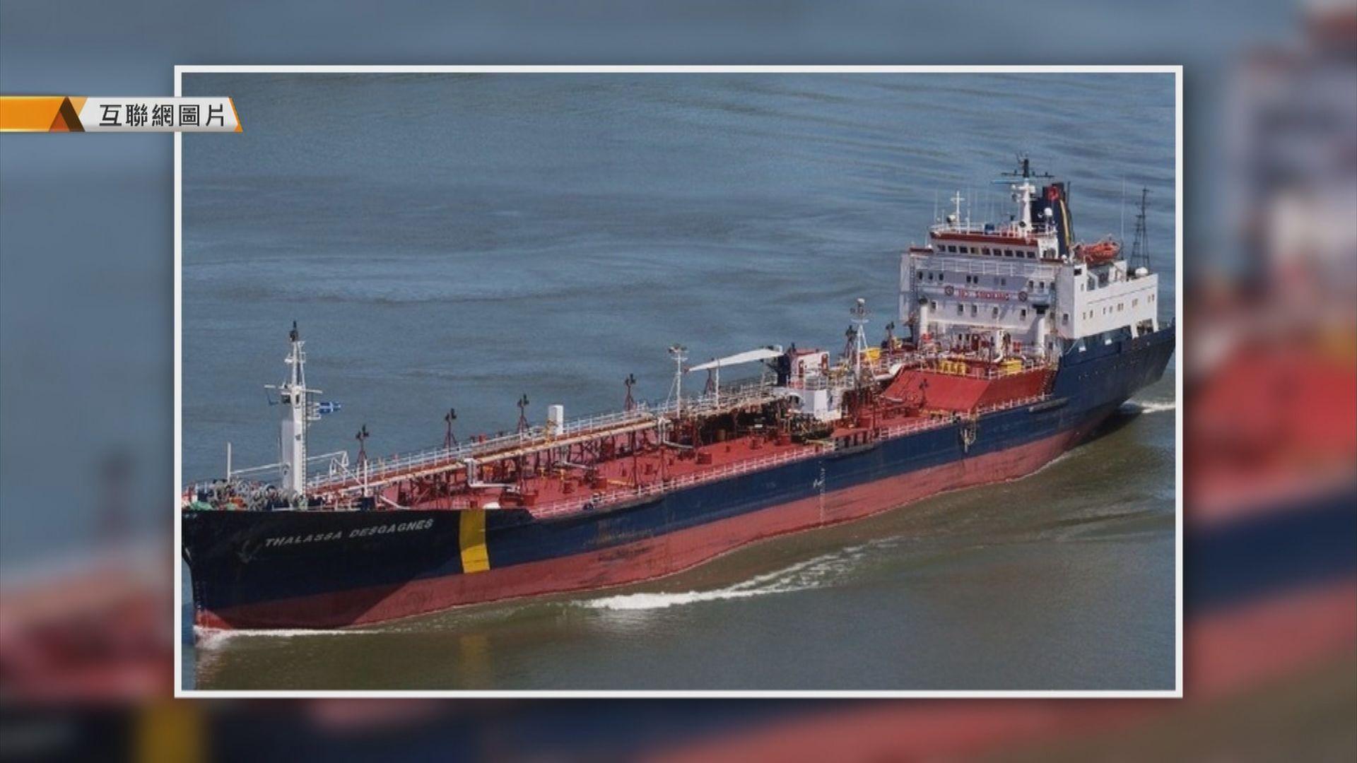 伊朗被指阿曼灣劫持運油輪