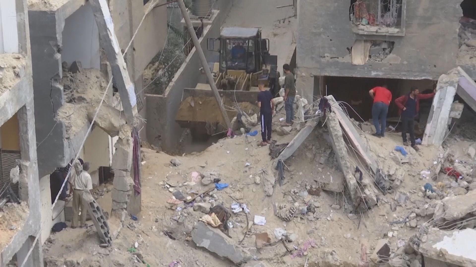 聯合國人權理事會通過決議 將調查以巴衝突