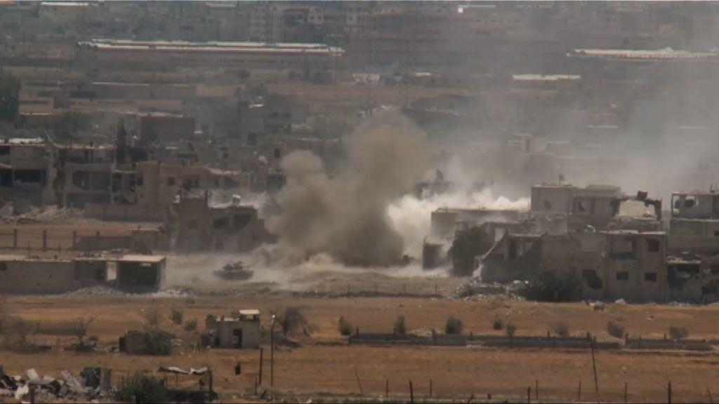 伊朗首次攻擊以色列軍事目標