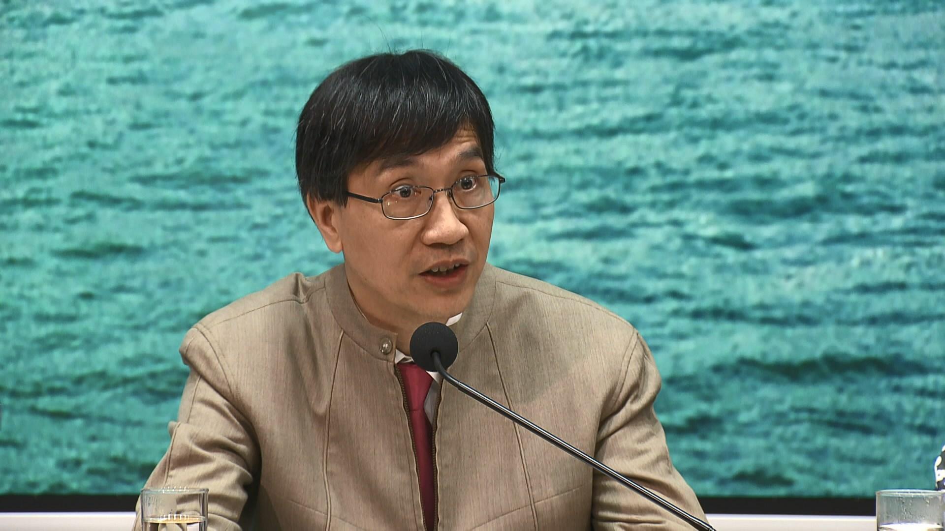 袁國勇:麻疹與沙士不同 死亡率相對較低