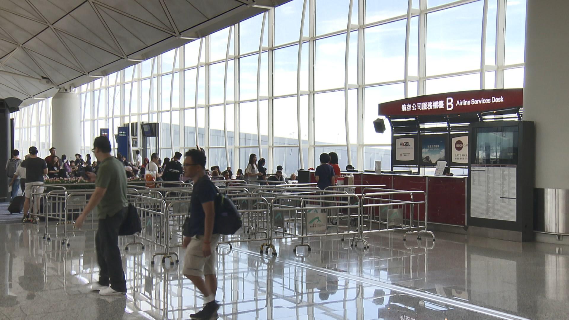 衞生署擬為二百名經機場抵港菲傭驗麻疹抗體