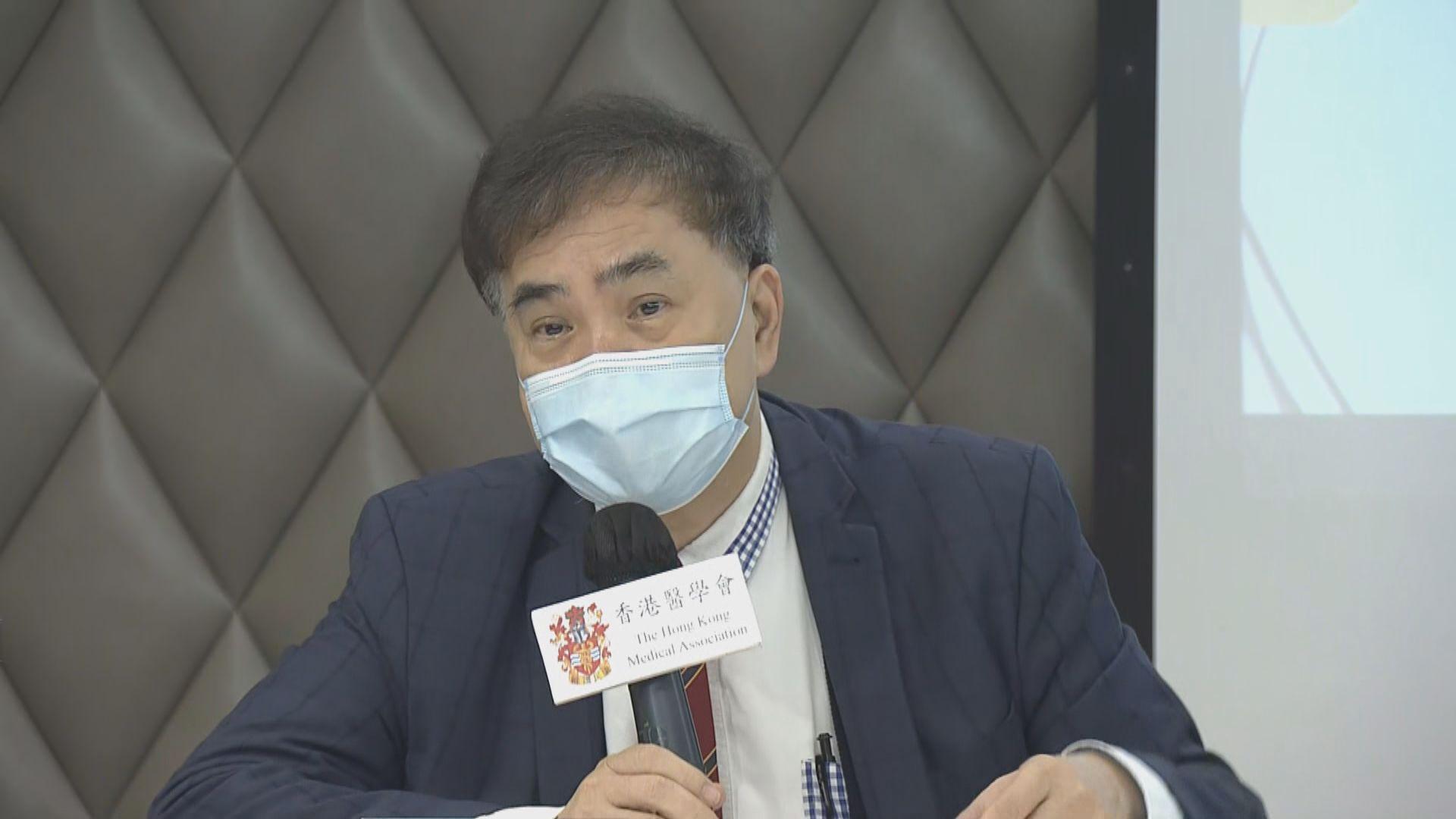 醫學會:家長拒子女打流感疫苗 部分醫生沒空間存貨