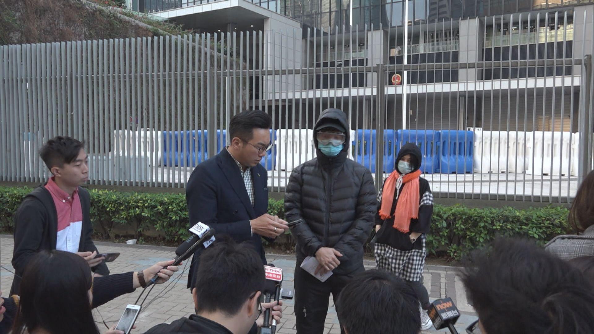 「國難忠醫」成員懷疑在廣州遭「行政拘留」