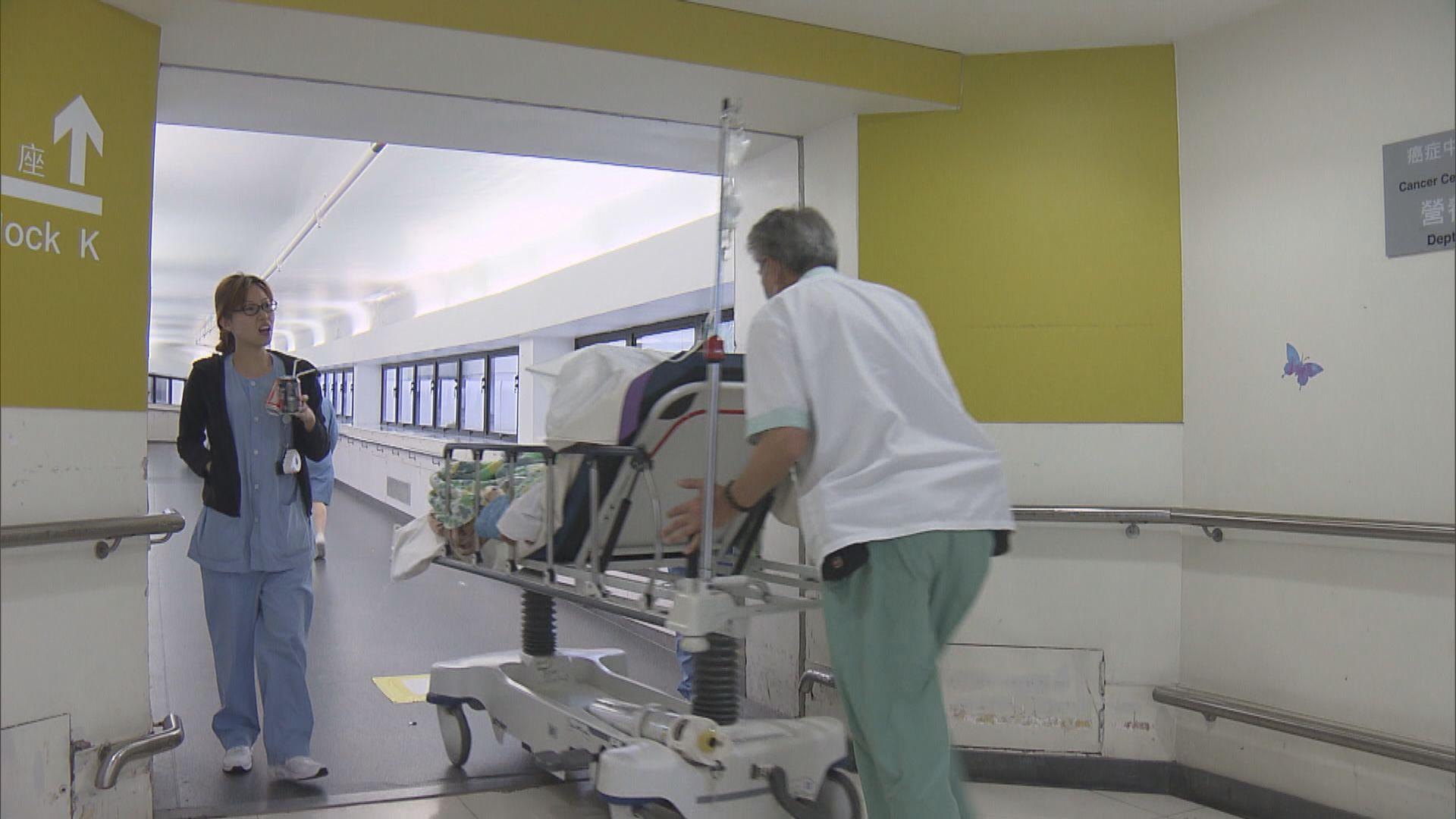 工會預計下周一會有二千多名非緊急服務醫護人員罷工