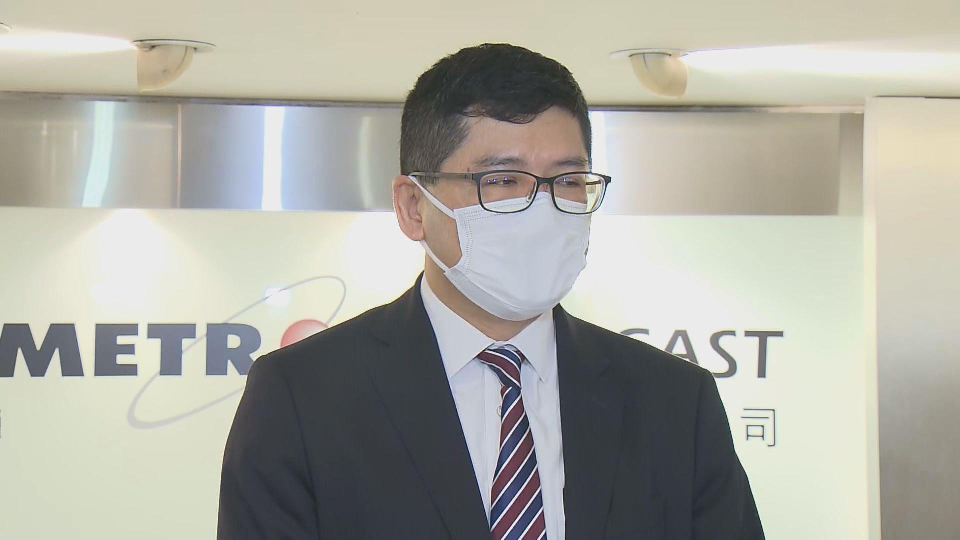 醫管局:病房盡量不加床病人戴口罩