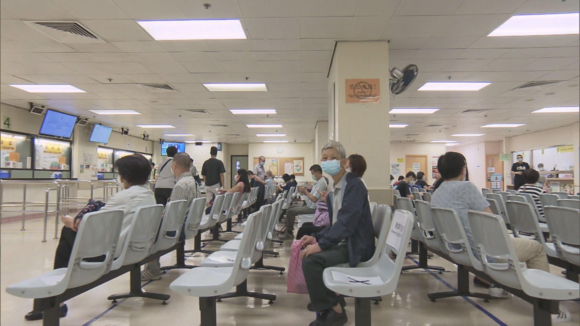 醫管局準備派醫護到社區隔離設施