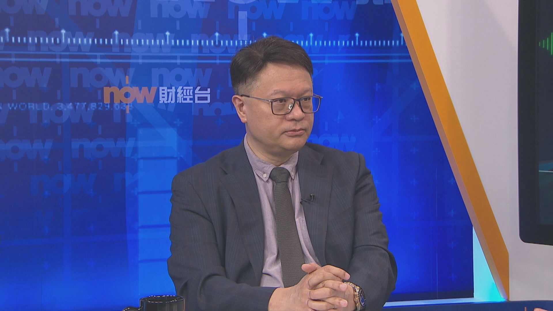 許樹昌:第三波疫情未斷尾 需維持現有防疫措施
