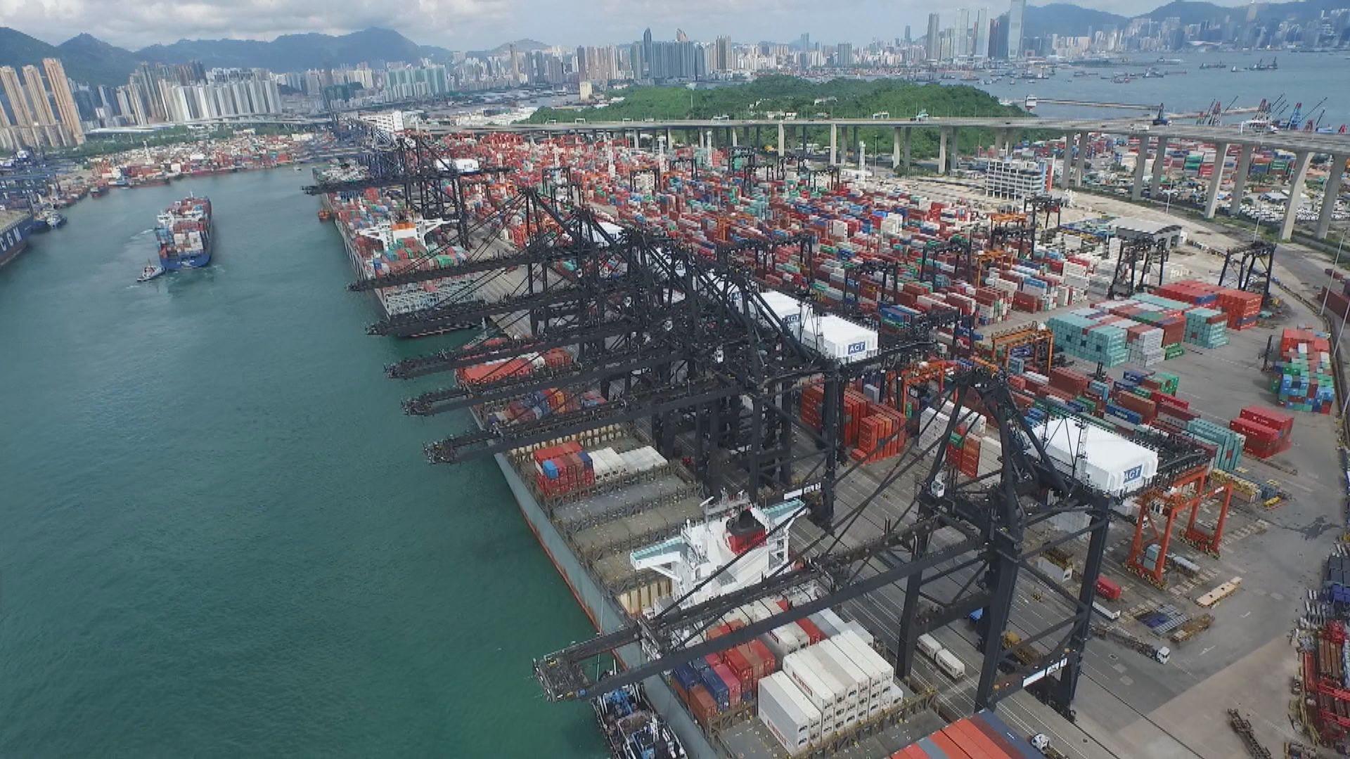 梁兆基:美國對港貨文件要求混亂 將與世貿商討解決方法