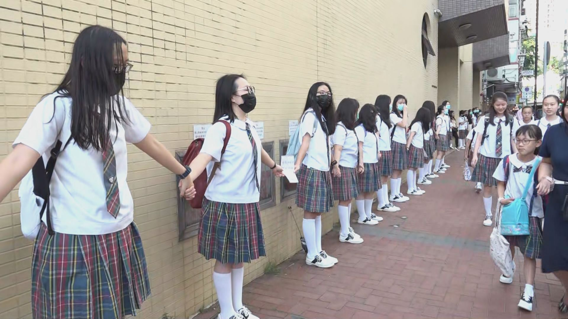 中學校長會:社會撕裂氣氛蔓延至學界教職員壓力大