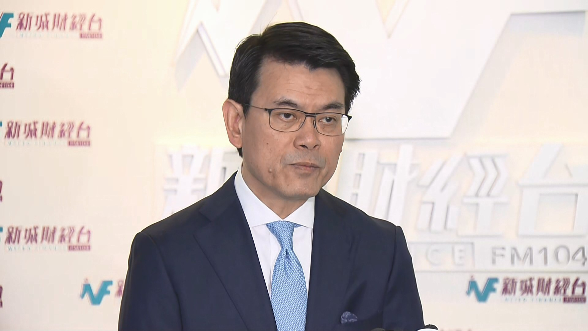 邱騰華:試圖影響香港關稅及政策是多此一舉