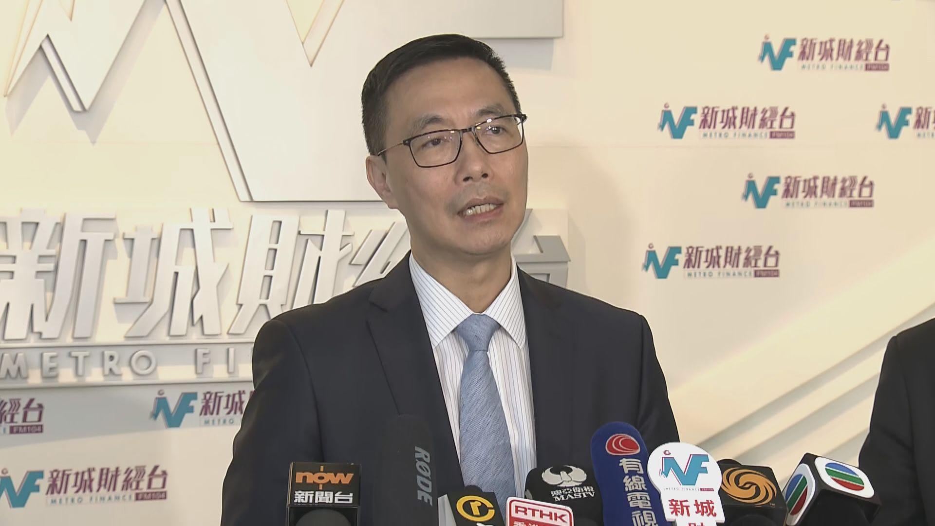 楊潤雄:要求學校匯報學生蒙面非要追究學生