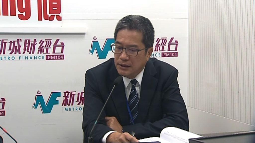 黃偉綸:爭議方案仍有必要實行