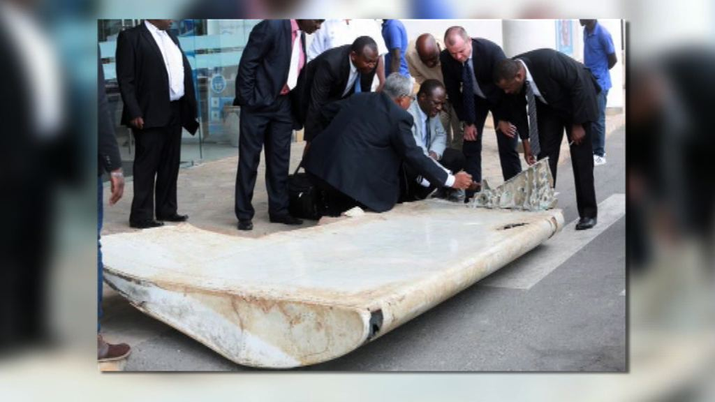 馬來西亞證實坦桑尼亞飛機碎片屬MH370