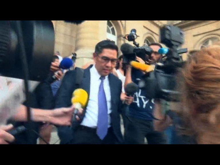 大馬代表團抵法國磋商調查工作