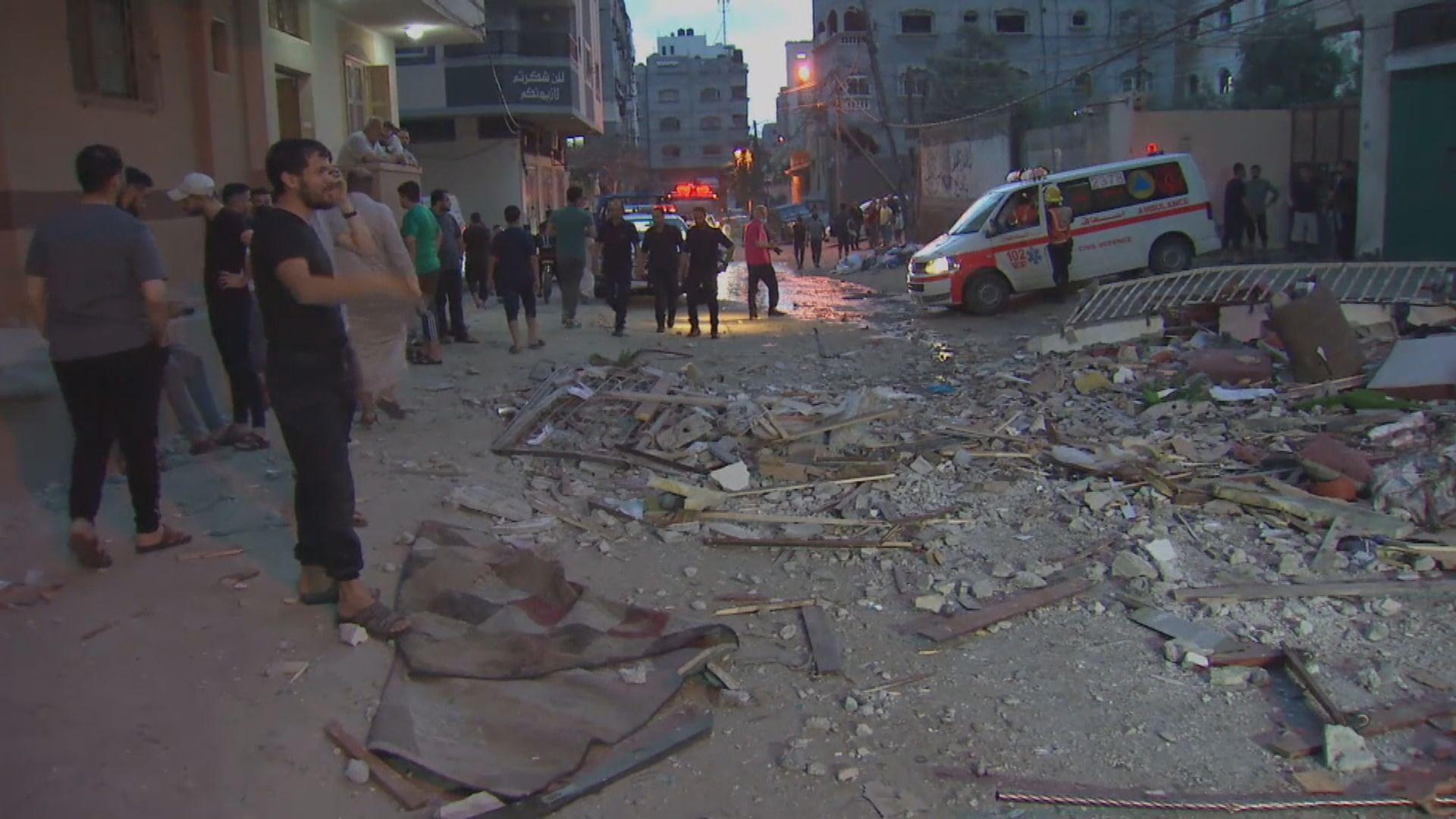 耶路撒冷等地爆衝突 逾700名巴勒斯坦人受傷